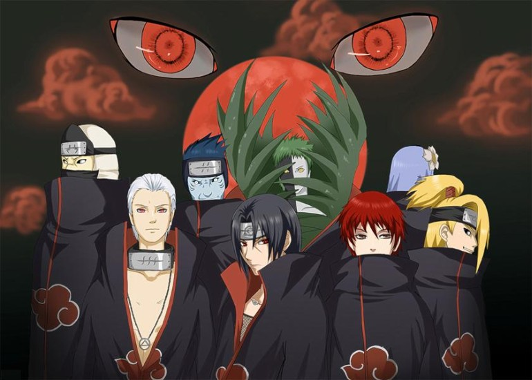Akatsuki Members Names